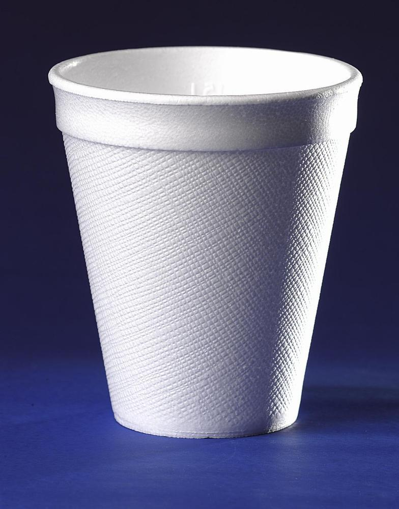 White Polystyrene Cups Fast Food Packaging - image © SLS Catering & Hygiene