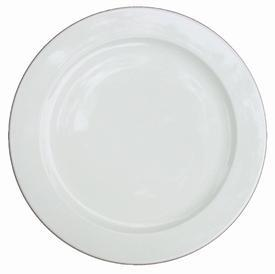 "Alchemy White Plate 10"" Tableware - image © SLS Catering & Hygiene"