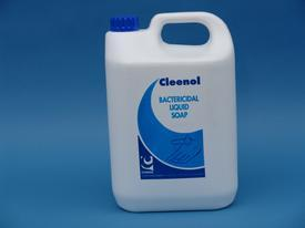 Cleenol Bactericidal Liquid Soap Cleaning Chemicals - image © SLS Catering & Hygiene