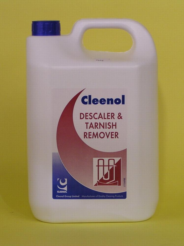 Cleenol Descaler & Tarnish Remover Cleaning Chemicals - image © SLS Catering & Hygiene