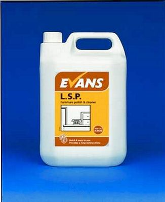 Evans LSP Multi Surface Cleaner Cleaning Chemicals - image © SLS Catering & Hygiene