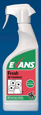 Evans Fresh Air Freshner & Tobacco Neutraliser Cleaning Chemicals - image © SLS Catering & Hygiene