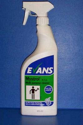 Evans Mystrol All Purpose Cleaner Cleaning Chemicals - image © SLS Catering & Hygiene