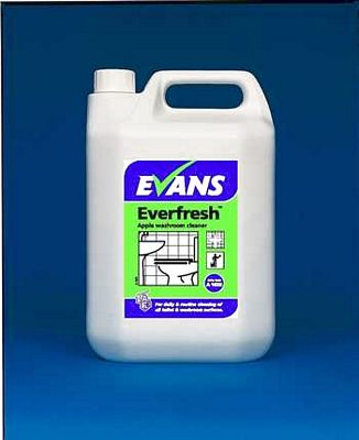 Evans Everfresh Toilet Cleaner Cleaning Chemicals - image © SLS Catering & Hygiene