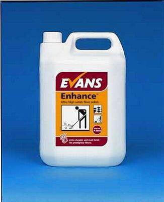 Evans Enhance Ultra Floor Polish Cleaning Chemicals - image © SLS Catering & Hygiene