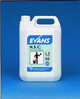 Evans Hard Surface Cleaner Cleaning Chemicals - image © SLS Catering & Hygiene