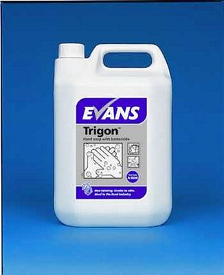 Evans Trigon Soap Hand Bact Cleaning Chemicals - image © SLS Catering & Hygiene