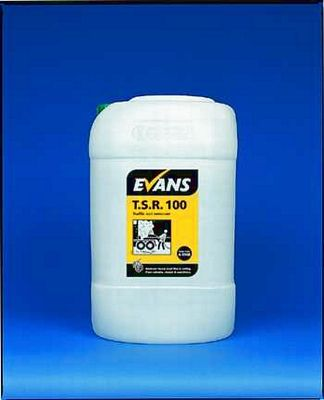 Evans TSR Traffic Soil Remover Cleaning Chemicals - image © SLS Catering & Hygiene