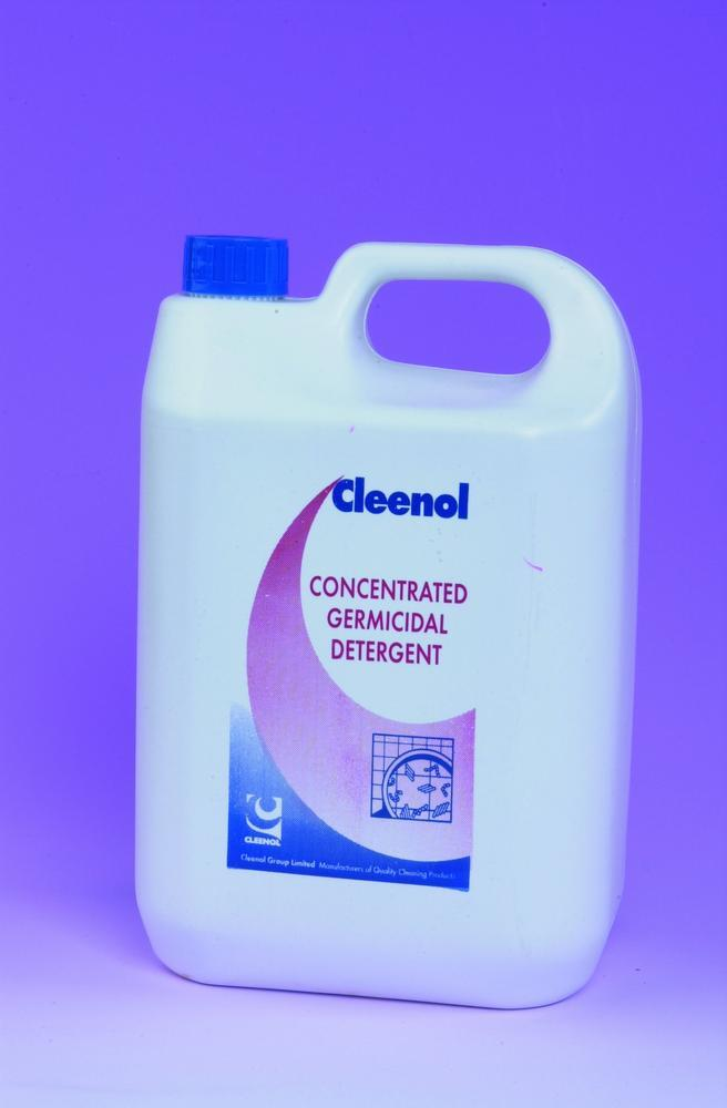 Cleenol Germicidal Detergent Cleaning Chemicals - image © SLS Catering & Hygiene