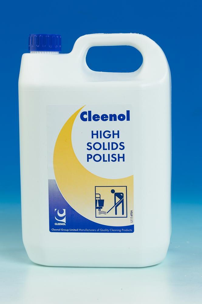 Cleenol Hi Solids floor Polish Cleaning Chemicals - image © SLS Catering & Hygiene