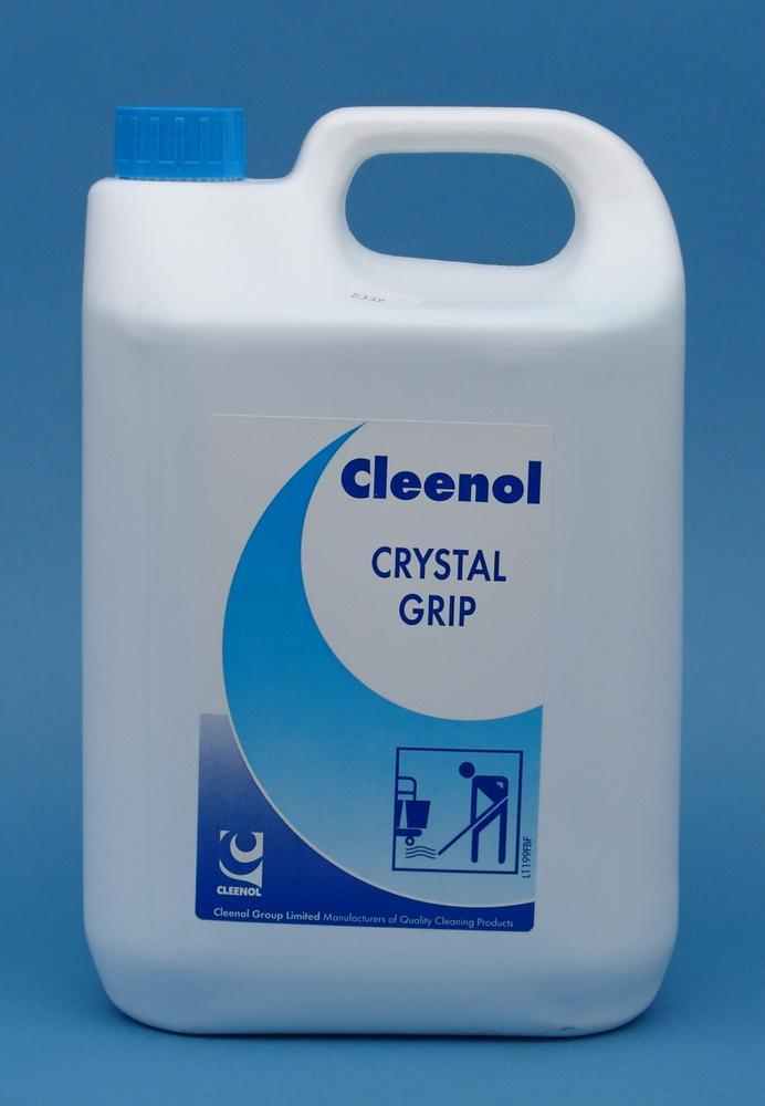 Cleenol Crystal Grip Maintainer Cleaning Chemicals - image © SLS Catering & Hygiene