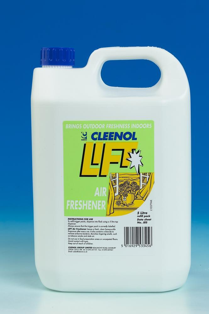 Cleenol Airfresh *Honey* Cleaning Chemicals - image © SLS Catering & Hygiene