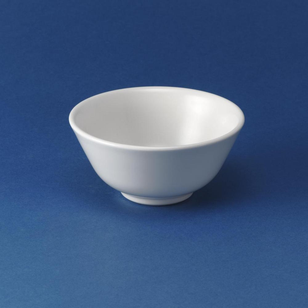 Churchill White Rice Bowl 10oz Tableware - image © SLS Catering & Hygiene